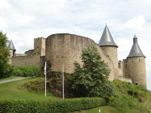 Bourscheid - Kasteel van Bourscheid
