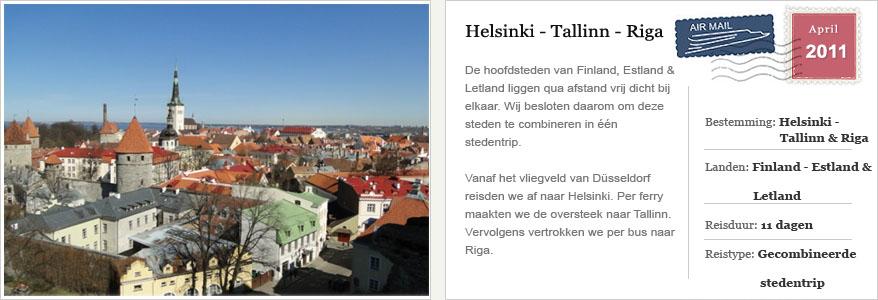 kaart-reizen-finland-estland-letland-tallinn-foto