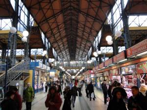 Markethall (binnen)