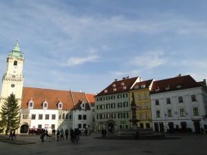 Oude centrum Bratislava