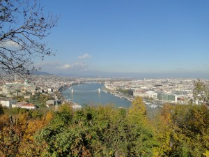 Uitzicht vanaf bevrijdingsheuvel