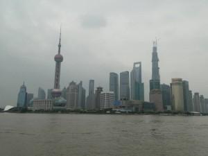 4 (5) De skyline van Shanghai