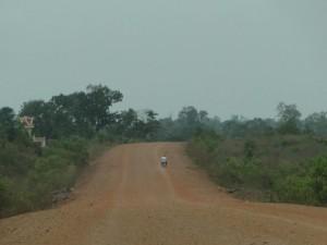 2 - Onverharde wegen