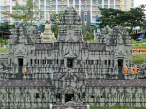 4 - Angkor (lego)
