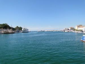 Baai van Zadar