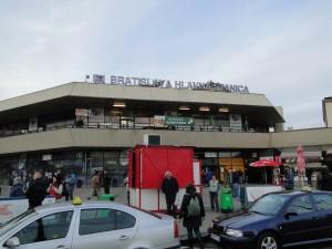 Bratislava – Hlavná Stancia Treinstation