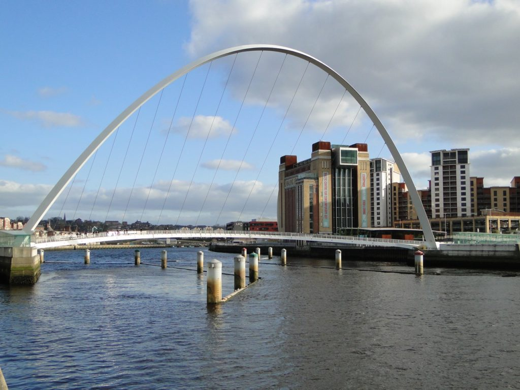 Bruggen over de Tyne (Newcastle) (2)