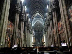 In de Kathedraal (Duomo)