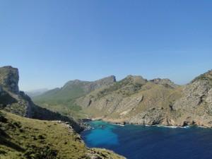 Cap des Formentor - Uitzicht vanaf het noordelijkste punt