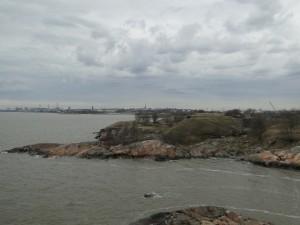 Helsinki - Eiland Suomenlinna