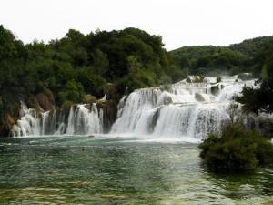 Krka-waterval