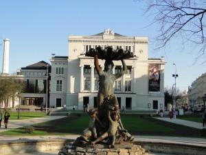 Riga - Operahuis