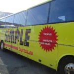 Bus Tallinn – Riga