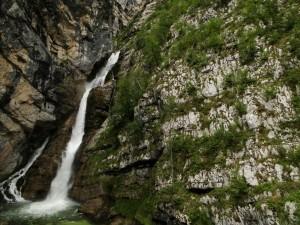 Slovenie – De Savica waterval