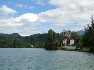 Slovenie – Het kasteel van Bled