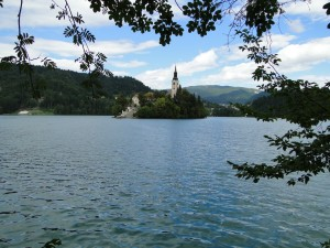 Slovenie – Het meer van Bled