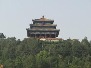 Warchu tempel in het Jingshanpark