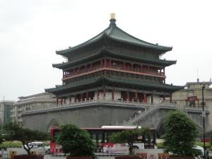 Xian - Belltower