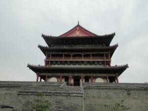 Xian - Drumtower