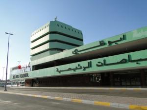 Al Wahda busstation Abu Dhabi