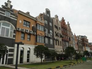Holland Village Shanghai - Amsterdamse pakhuizen