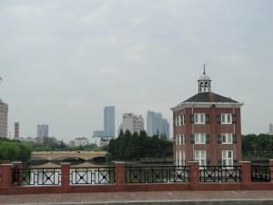 Holland Village Shanghai - huis Hofwijck van Huygens uit Voorburg