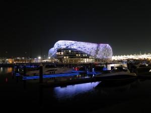 Abu Dhabi - Yas Marina