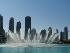 Dubai - Fontein Dubai Mall