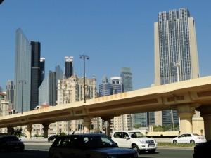 Dubai - Rondom de Dubai Mall