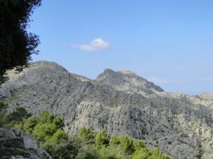 Mallorca - Tussen Pollença - Sóller
