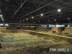 Terracottaleger - Hal (Pit) 2