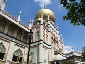 Singapore - Sultan Moskee