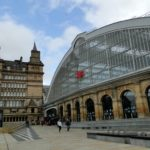 Engeland: Goedkoop reizen per trein, Liverpool – Manchester