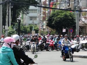 Verkeer Vietnam (6)