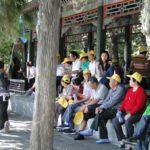 China: Het binnenlands toerisme en de Chinese tourgroepen