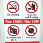 Singapore: een 'fine city' | Opmerkelijke wetten en regels