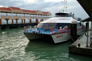 Ferry Langkawi - Penang