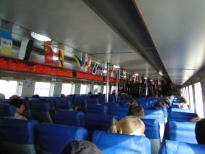 Ferry Langkawi - Penang (binnen)
