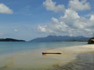 Langkawi strand