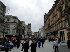 Liverpool Winkelstraten