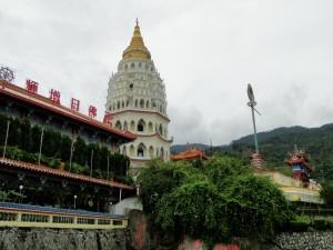 Penang Kek Lok Si Tempel