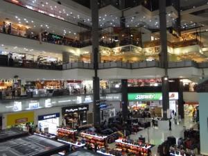 Penang Komtor Shoppingmall