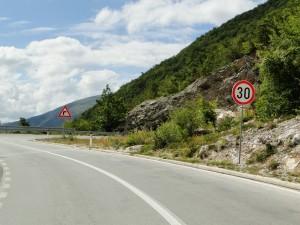 3 Wegen onderweg naar Mostar  (3)