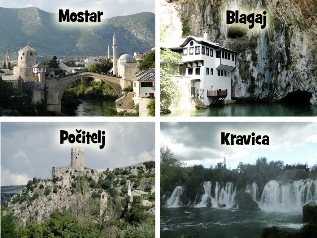 Bezienswaardigheden Herzegovina - Rondrit Herzegovina (2)