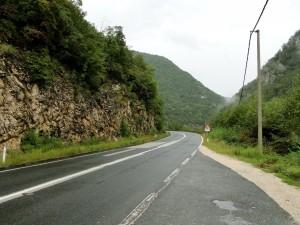 Bosnie Herzegovina - Road Banja Luka - Jajce
