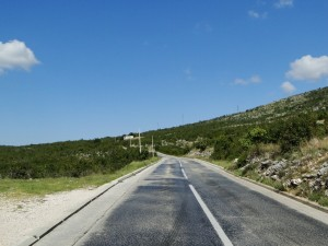 Bosnie Herzegovina - Road Mostar - Trebinje