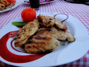 Bosnie Herzegovina - Eten Vlees vlees vlees (1)