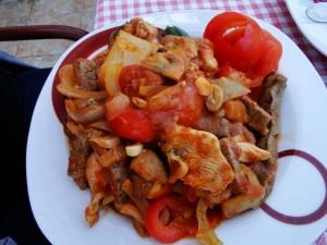 Bosnie Herzegovina - Eten Vlees vlees vlees (2)