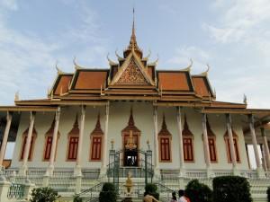 Phnom Penh - Silver Pagode