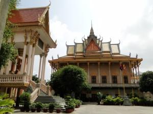 Phnom Penh - Wat Lanka